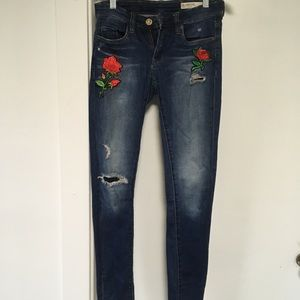 Blank NYC  skinny classique size 25 skinny jeans